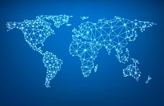 Amazon Web Services vs Azure: la carte des data centers de ces 2clouds