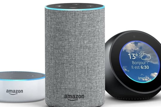Alexa: l'Echo Dot à -50%à l'occasion du Cyber Monday