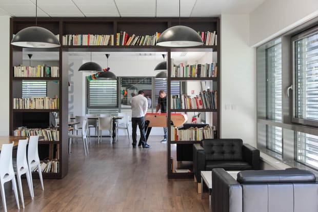 Bibliothèque collaborative
