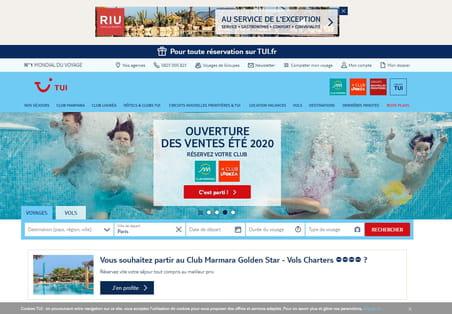 De Nouvelles Frontières et Marmara à TUI France: récit d'un voyage SEO