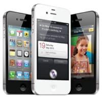 oracle et salesforce sont présents sur l'iphone.