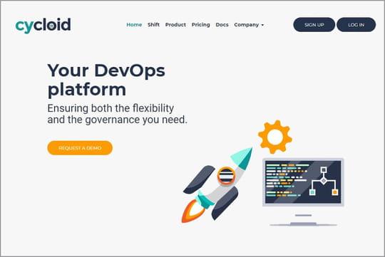 Cycloid: une plateforme DevOps de bout en bout