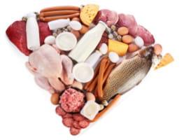 le régime dukan prône un régime presque exclusivement à base de protéines.