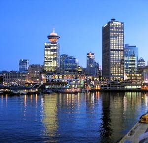 la ville de vancouver abrite de nombreux tournages de séries.