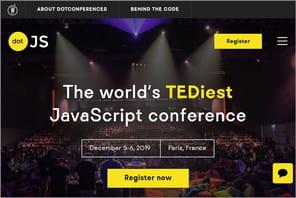 dotJS: la conf JavaScript façon TED aura lieu les 5et 6décembre
