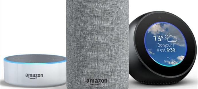 Amazon Echo: ce qu'il faut savoir avant d'acquérir l'enceinte Alexa