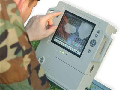 le xaver 800 permet de voir, sous forme d'objet 3d, ce qui se passe derrière un