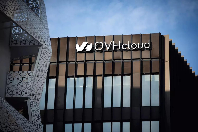 OVHCloud clôture à +6,5% pour son premier jour de cotation