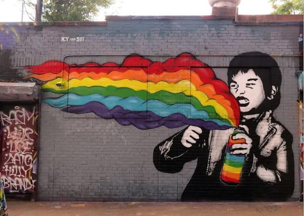 Projet des arts de la rue de Google