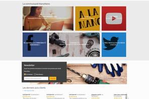 La marketplace de bricolage ManoMano lève 60millions d'euros