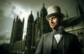sollicitez votre vieille connaissance londonienne.