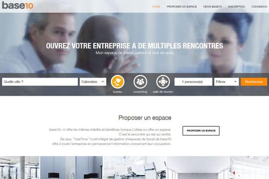 """Confidentiel : Base10, le """"Blablacar des espaces de travail"""", lève 400 000 euros"""
