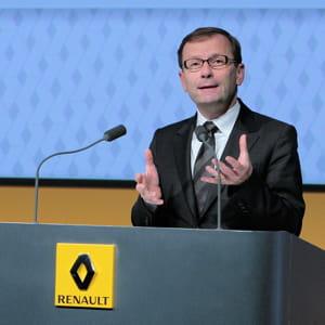 patrick pélata, directeur général de renault.