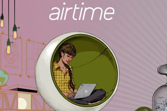 Les fondateurs de Napster lancent le chat vidéo social Airtime