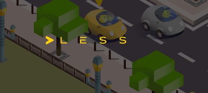 Plus pratique qu'un covoiturage, moins cher qu'Uber: le plan de Less pour percer