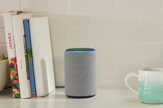 Alexa / Echo: les utilisateurs sollicités pour répondre aux questions
