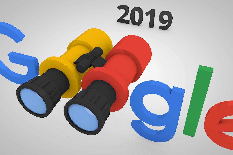 SEO: ce que Google vous réserve pour 2019et comment s'y préparer