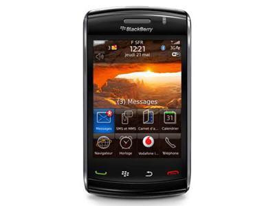 le blackberry storm 2 9520