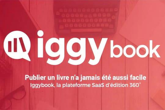 Pitch de la semaine : Iggybook, plateforme de promotion pour auteurs