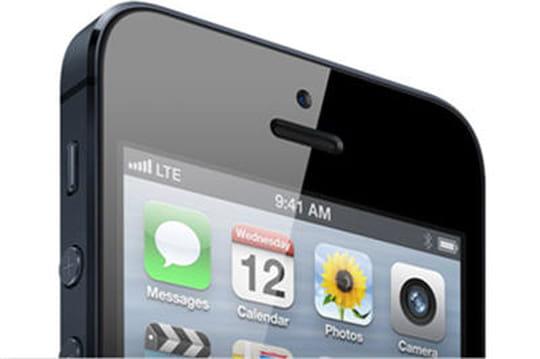 iPhone 5 : 5 millions d'exemplaires vendus mais une action qui chute