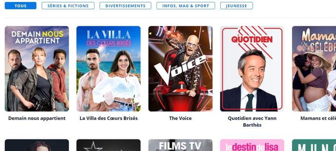 Avec One PTV, TF1propose désormais la télévision linéaire en programmatique