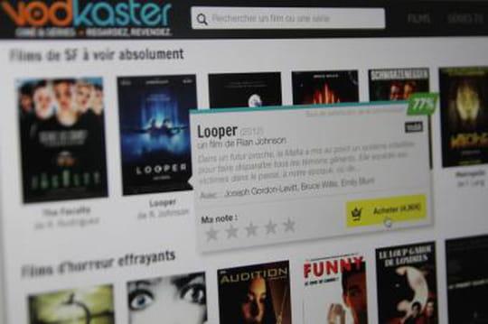 Vodkaster, une alternative française à Netflix ?