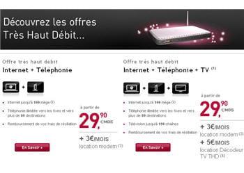 dartybox, avec ou sans télé, c'est le même prix, alors bon.