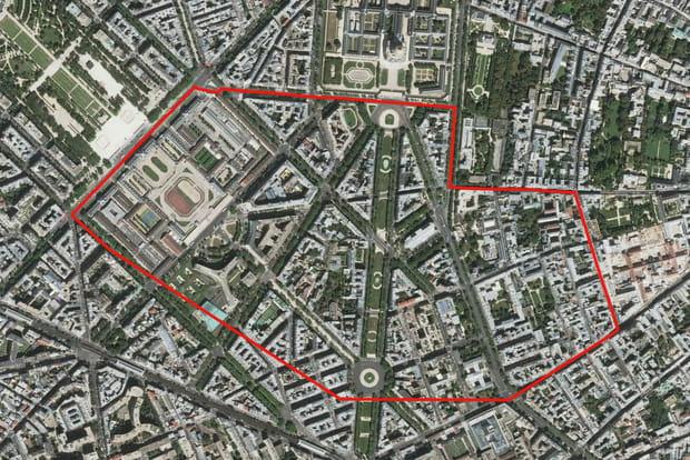 17e: Ecole Militaire (7e arrondissement)