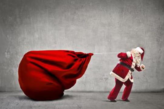 Infographie : Les comportements d'achat de Noël