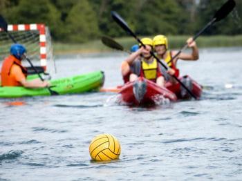 pour vos sports d'eau, optez pour le kayak, bon marché, et initiez vos