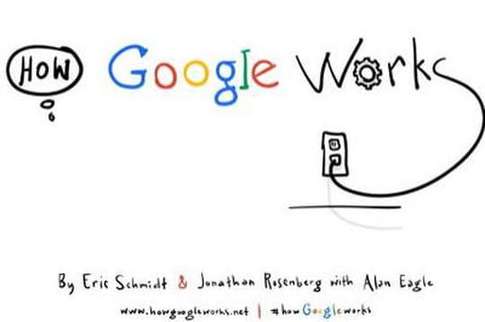 """How Google Works"" : les dessous du management à Google, par Eric Schmidt"