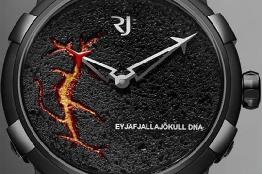Les montres Romain Jerome, des ovnis horlogers qui bousculent le luxe