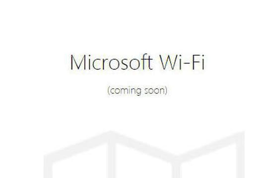 Microsoft Wi-Fi bientôt lancé pour faciliter la connexion aux hotspots
