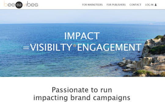 Exclusif: le spécialiste des native ads, Videostep, devient Beevibes