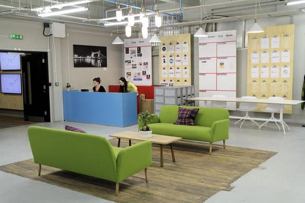 Un accueil commun pour ce lieu dédié à l'innovation