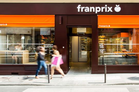 Franprix et Henkel s'essaient au drive to store multilocal