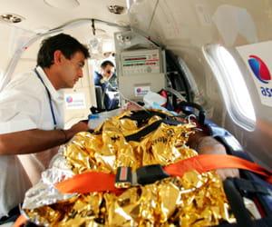 europ assistance fournit une assistance médicale.
