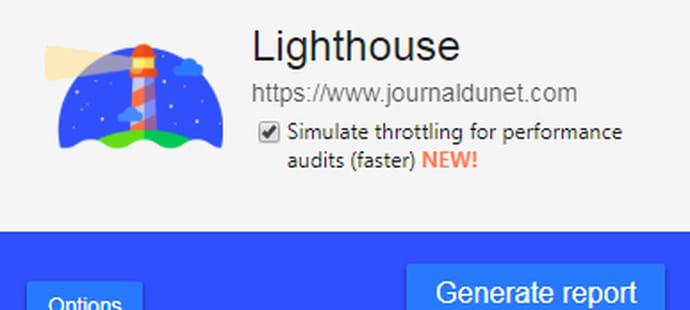 Lighthouse de Google, un outil d'audit SEO simple… mais incomplet