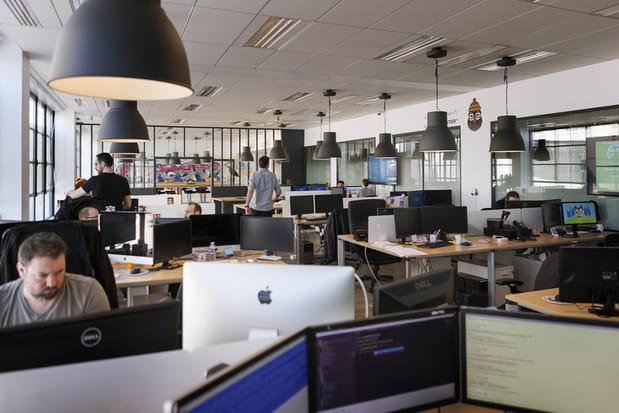 """L'espace """"produit-développement"""" : le coeur de l'entreprise"""