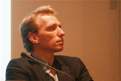 pierre harand, directeur des services internet grand public de microsoft france.