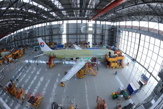L'usine chinoise d'Airbus en images