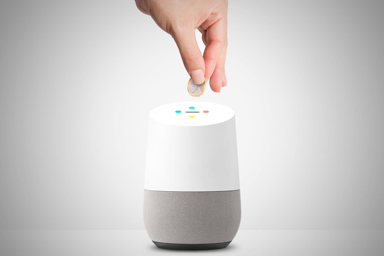 Les trois pistes de Google pour générer du cash avec son haut-parleur
