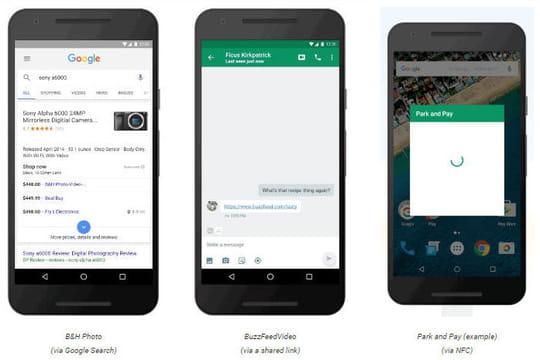 Google I/O : Instant Apps va permettre d'utiliser les apps Android sans les télécharger