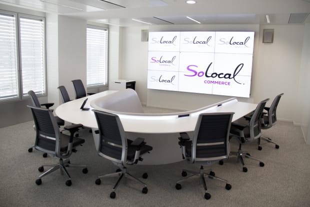 Une adroom dédiée aux clients