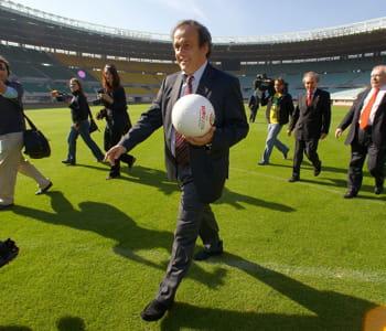 michel platini, président de l'uefa, a décidé de l'augmentation des primes