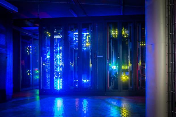 Un petit data center sur place