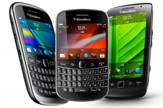 BlackBerry 10 lancé en mars 2013 ?