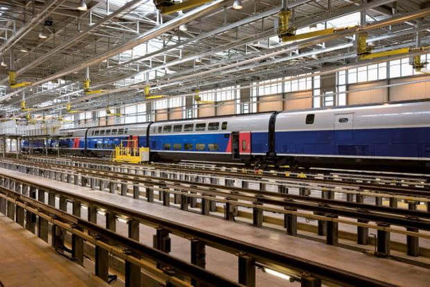 Technicentre TGV