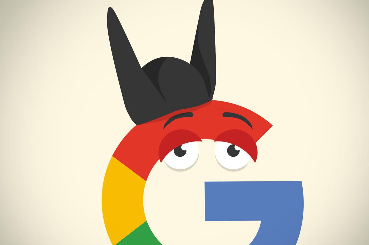 Google est-il devenu bête ?