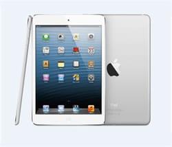 l'apple ipad mini.